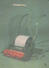 First Lawnmower 1830