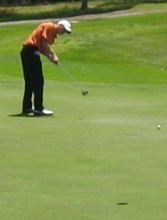 Distance Putts