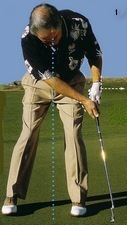 Left Wrist: Letting It Take The Hit in Your Putting Stroke