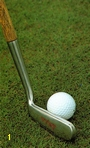 Hickory Shafted Putter
