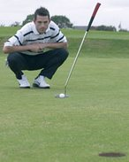 Easy Alignment Stand Up Putter